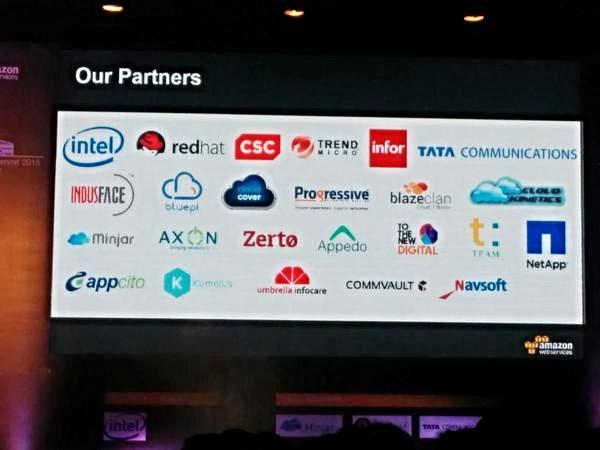 BluePi Partnered with AWS for AWS Summit 2015
