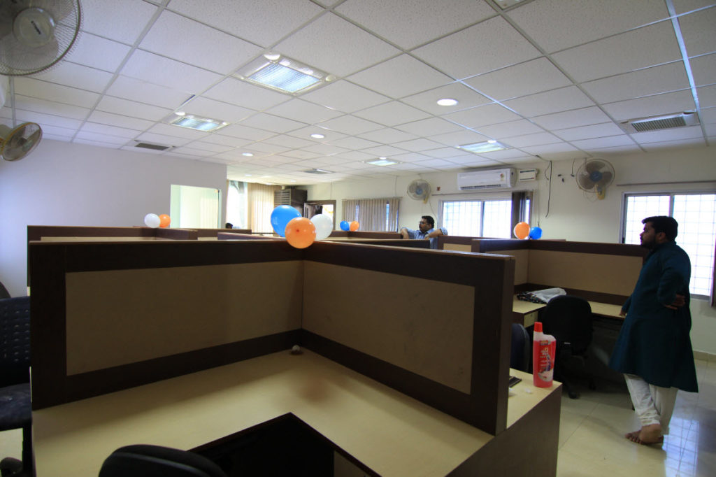 BluePi's-Regional-Office-in-Bangalore